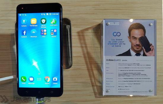 Harga Asus Zenfone Zoom S 3