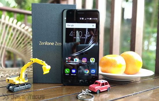 Review Asus Zenfone Zoom S 8
