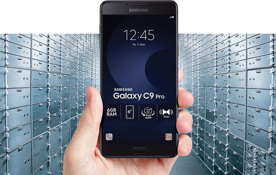 Samsung Galaxy C9 Pro Smartphone Terbaik Untuk Main Game 3