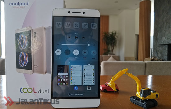 Review Coolpad Cool Dual 5