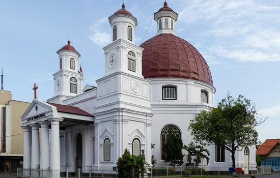Wisata Sejarah Di Semarang Airy Rooms 4