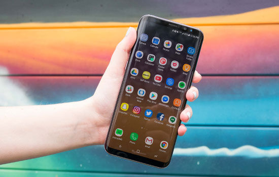 Review Samsung Galaxy S8 Plus 19