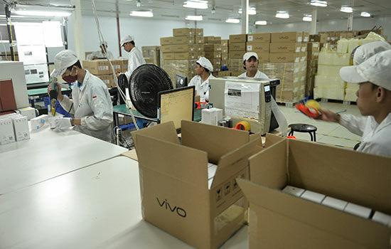 Pabrik Vivo Indonesia 3