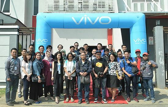 Pabrik Vivo Indonesia