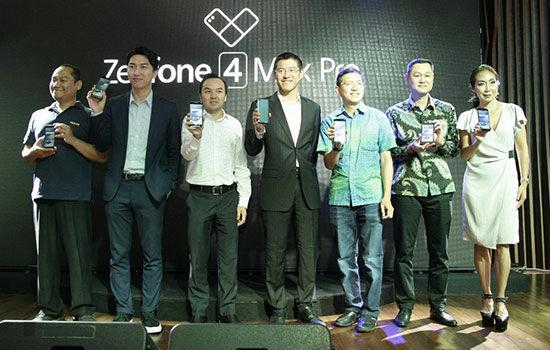 Asus Zenfone 4 Max Pro Dirilis Di Indonesia