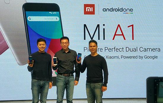 Xiaomi Mi A1 Indonesia 3