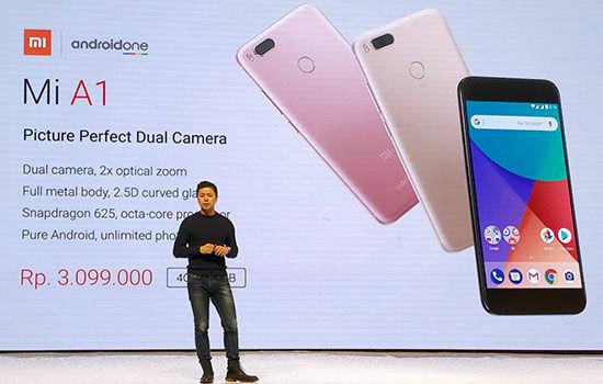Xiaomi Mi A1 Indonesia 4