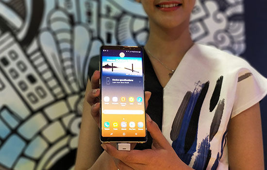 Samsung Galaxy Note 8 Indonesia 5