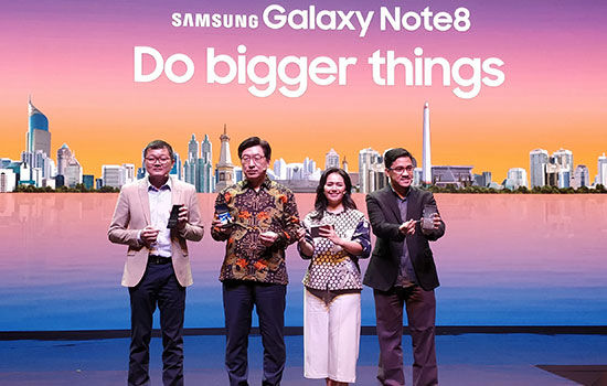 Samsung Galaxy Note 8 Indonesia