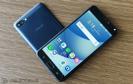 Review Asus Zenfone 4 Max Pro 1