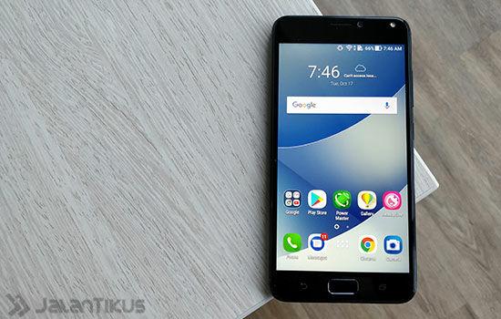 Review Asus Zenfone 4 Max Pro 7