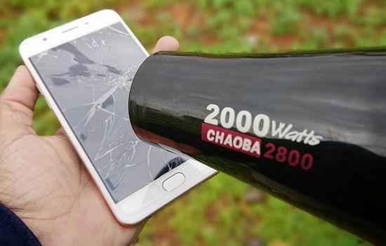 Solusi Smartphone Kena Air