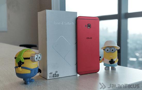 Review Asus Zenfone 4 Selfie Pro 6