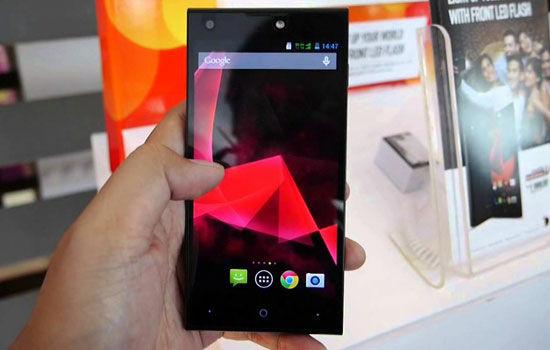 Smartphone Buatan Lokal Go Internasional 4