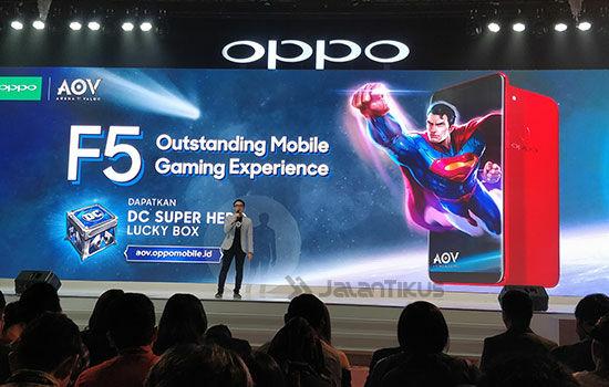 Oppo F5 Di Indonesia 5
