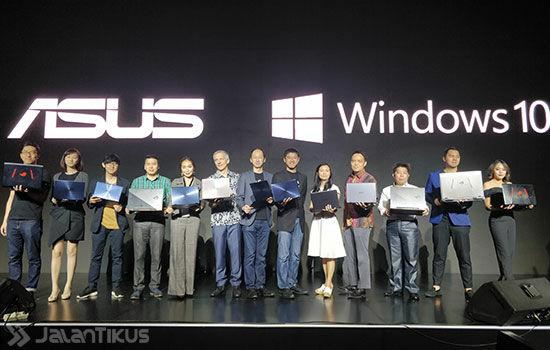 Asus Microsoft Windows 10