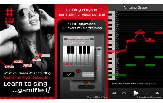 Sing Sharp