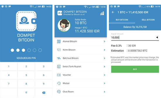 Dompet Bitcoin Indoneisa