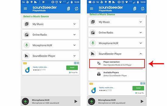 SoundSeeder
