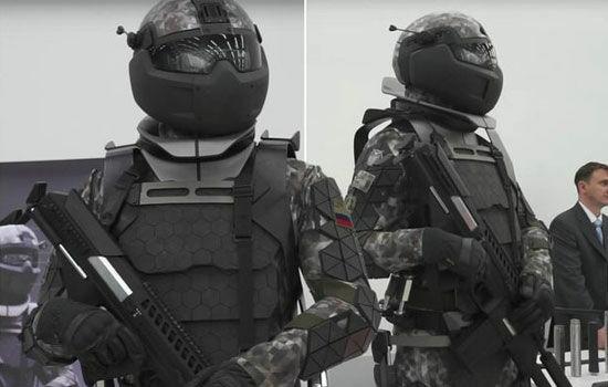 Teknologi Unik Militer Rusia 1
