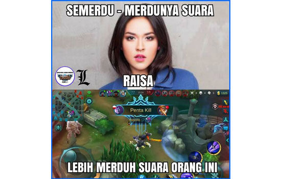 Meme Mobile Legend 2