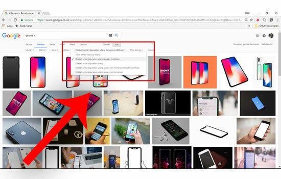 Cara Ambil Gambar Legal Lewat Google 3