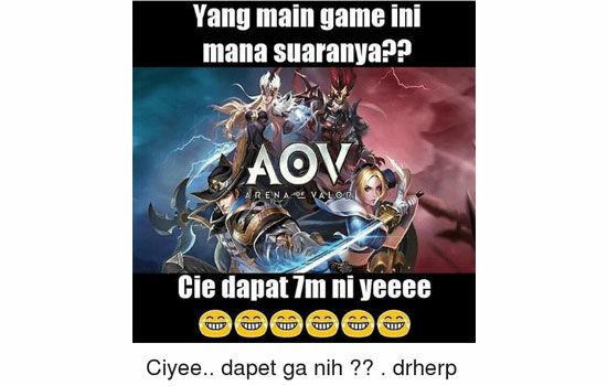 Kumpulan Meme Aov 9