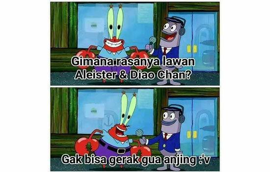 Kumpulan Meme Aov