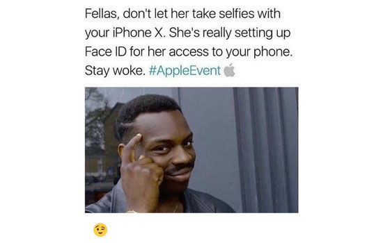 Meme Tentang Iphone X 5