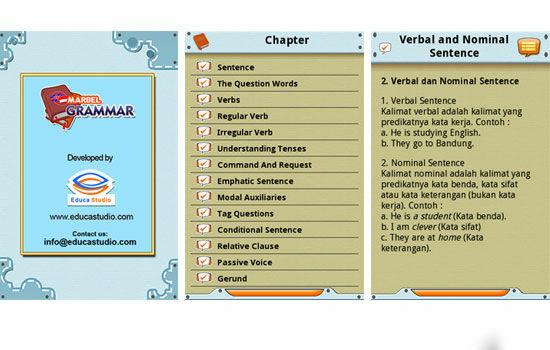 Aplikasi Belajar Bahasa Inggris 7