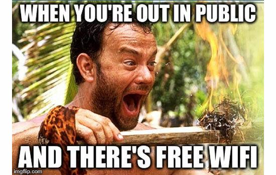Meme Tentang Wi Fi 11