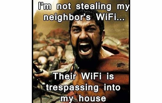 Meme Tentang Wi Fi 9