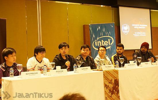 Acer Predator League 2018 Finalis