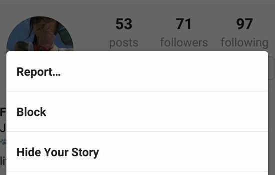 Cara Menghindari Spam Instagram 2