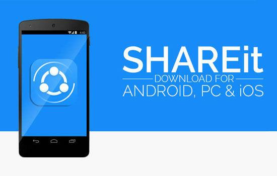 Aplikasi Shareit 5