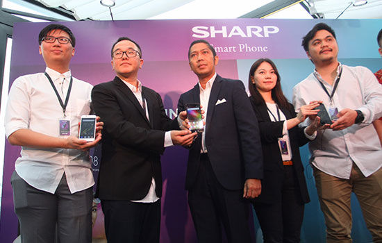 Sharp R1 Dan Sharp Pi Indonesia Rilis 4