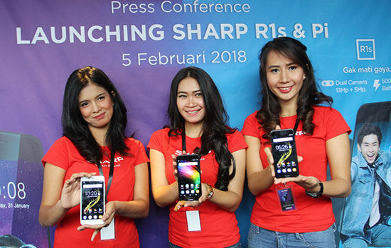 Sharp R1 Dan Sharp Pi Indonesia Rilis 5