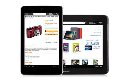 Aplikasi Boros Memori Amazon For Tablet