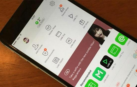 Aplikasi Boros Memori Line