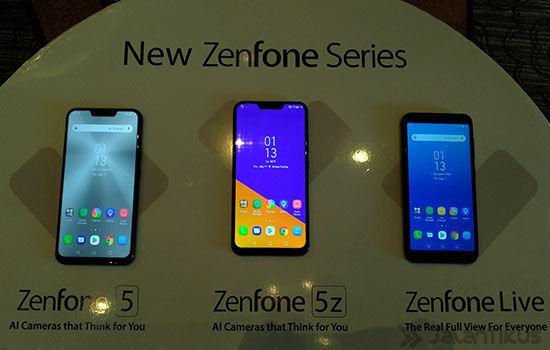 Asus Zenfone 5 Indonesia 2 A7093