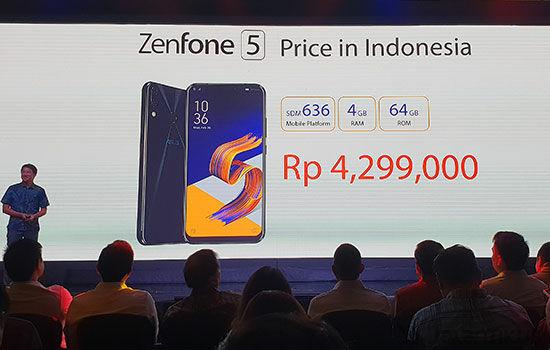 Asus Zenfone 5 Indonesia 7 399bf