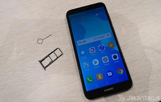 Unboxing Huawei Y5 Prime 2018 5 Acb41