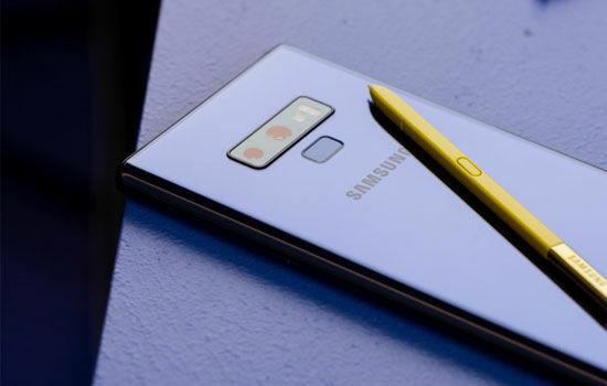 Samsung Galaxy Note9 Dengan Super Plan 79242