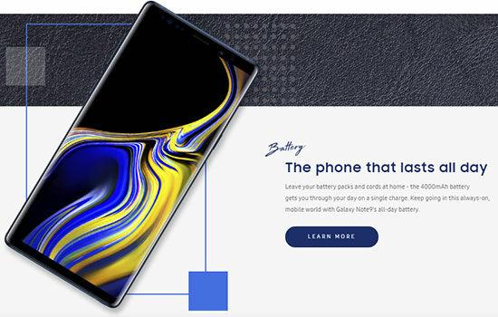 Baterai Samsung Galaxy Note9 17736