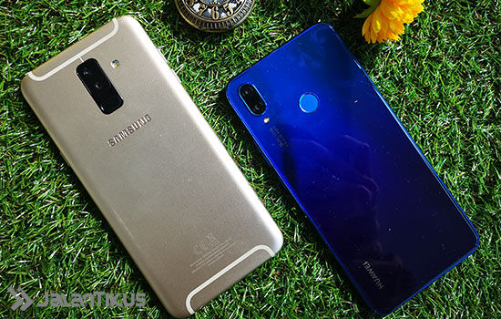 Huawei Nova 3i Vs Samsung Galaxy A6 Plus 3 Fdf40