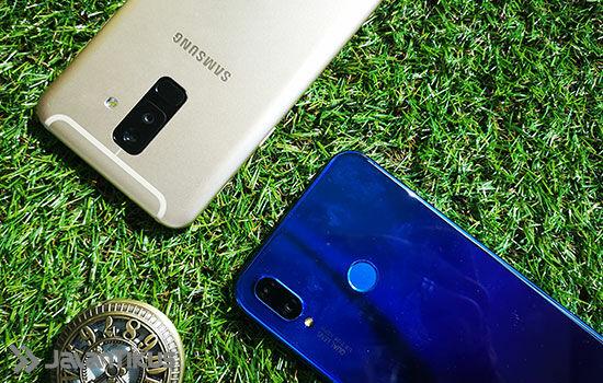 Huawei Nova 3i Vs Samsung Galaxy A6 Plus 5 561ea