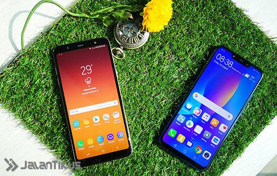 Huawei Nova 3i Vs Samsung Galaxy A6 Plus 95c19