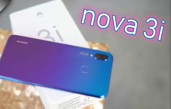 Huawei Nova 3i Storage Ac8a8