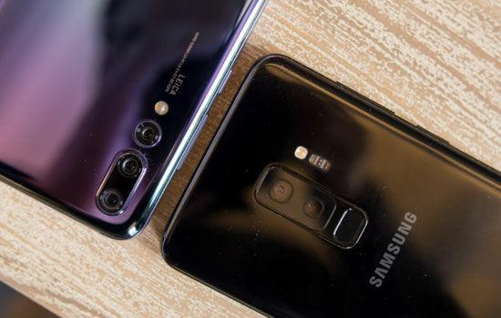 Huawei P20 Pro Vs Samsung Galaxy S9 Plus 3 0c0fc