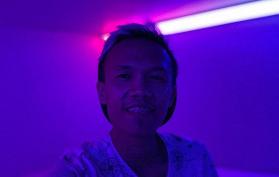 Hasil Foto Selfie IPhone Xs F839f